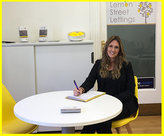 Kirsty at lemon street lettings